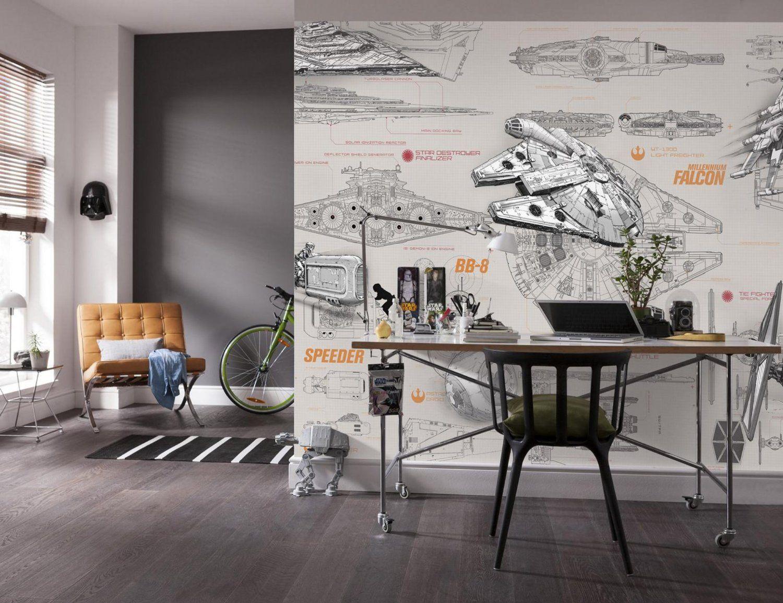 STAR WARS Blueprints: Amazon.de: Küche & Haushalt | Kinderzimmer ...