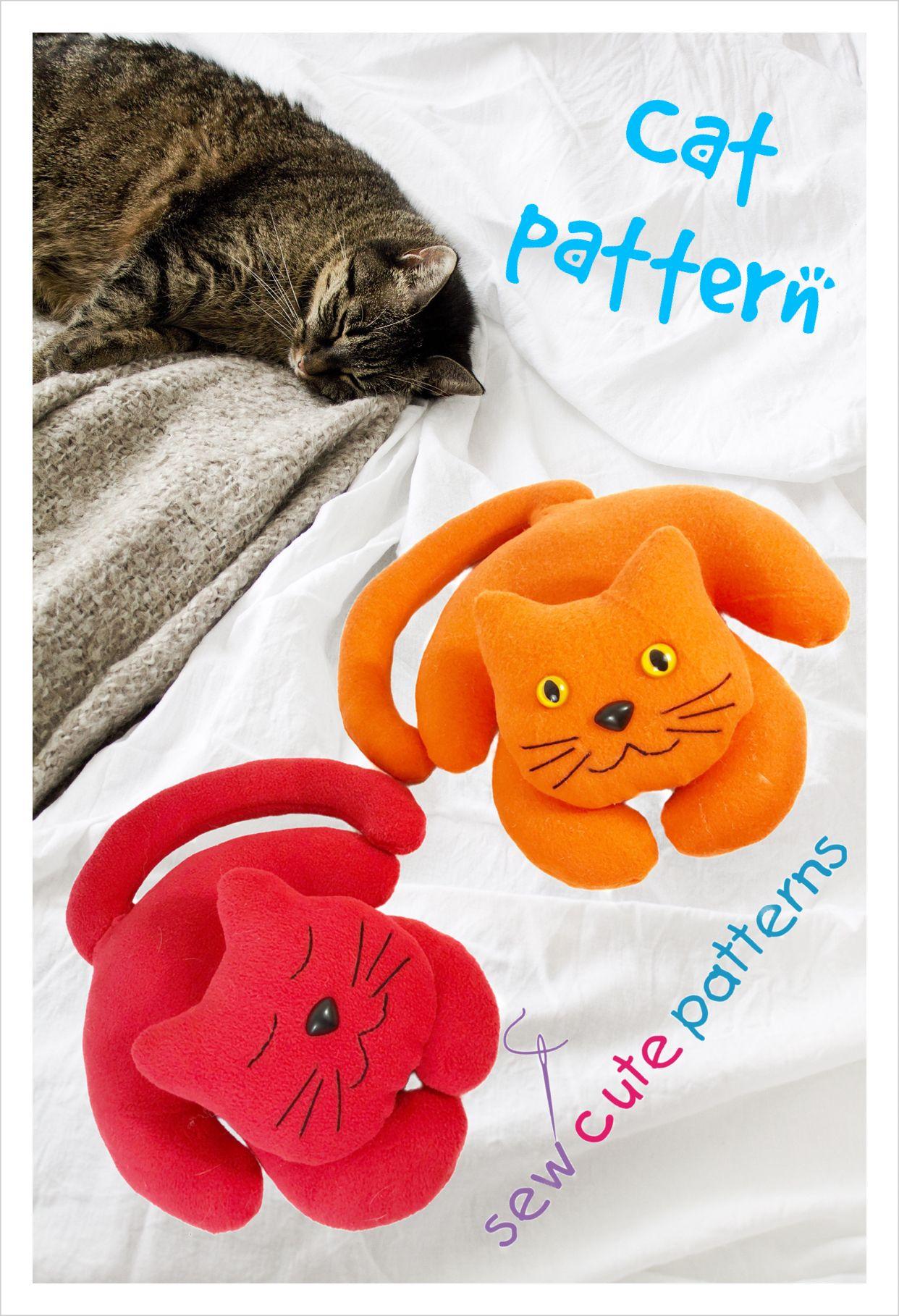 16+ Cat stuffed animal pattern images