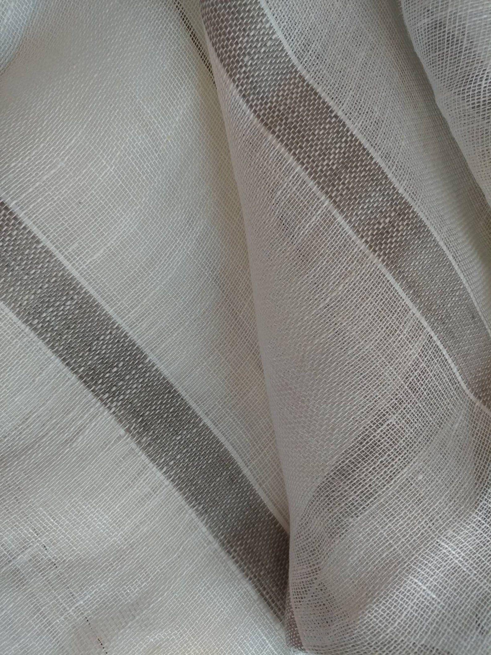 Natural Linen Fabric Lightweight Linen Flax Fabric Linen Etsy
