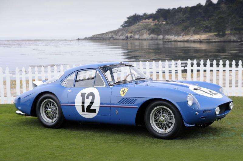 1961 Ferrari 250 Gt Sperimentale Pininfarina Coupe Classic Racing Cars Ferrari Car Ferrari