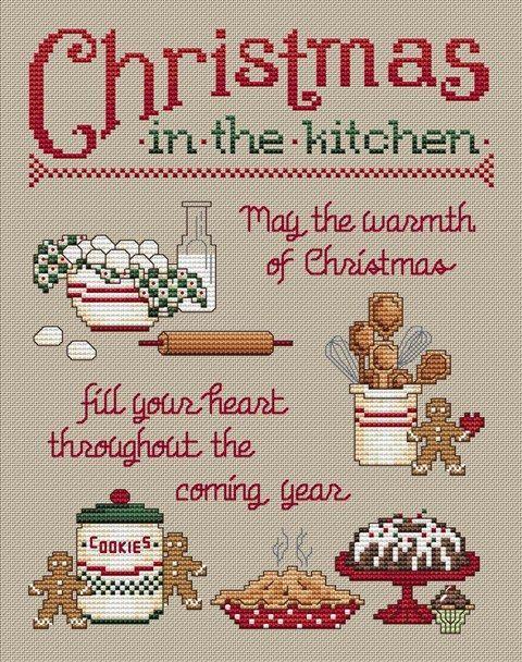 Christmas Printable   Christmas Kitchen ~ Christmas Baking