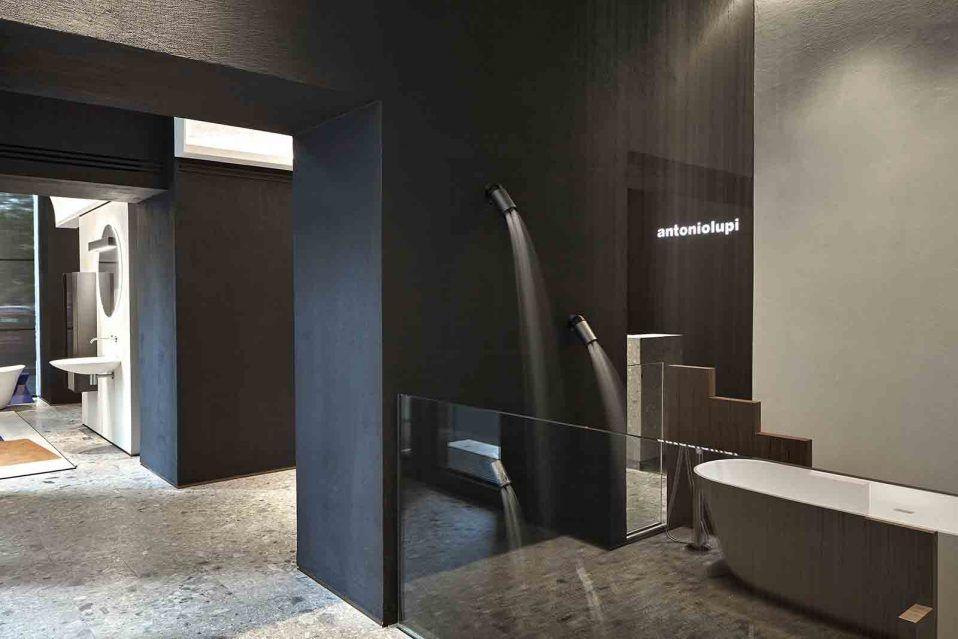 Il nuovo showroom antoniolupi a Milano - Icon Design | Antonio Lupi ...