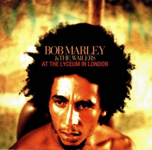 Bob Marley & The Wailers At The Lyceum in London