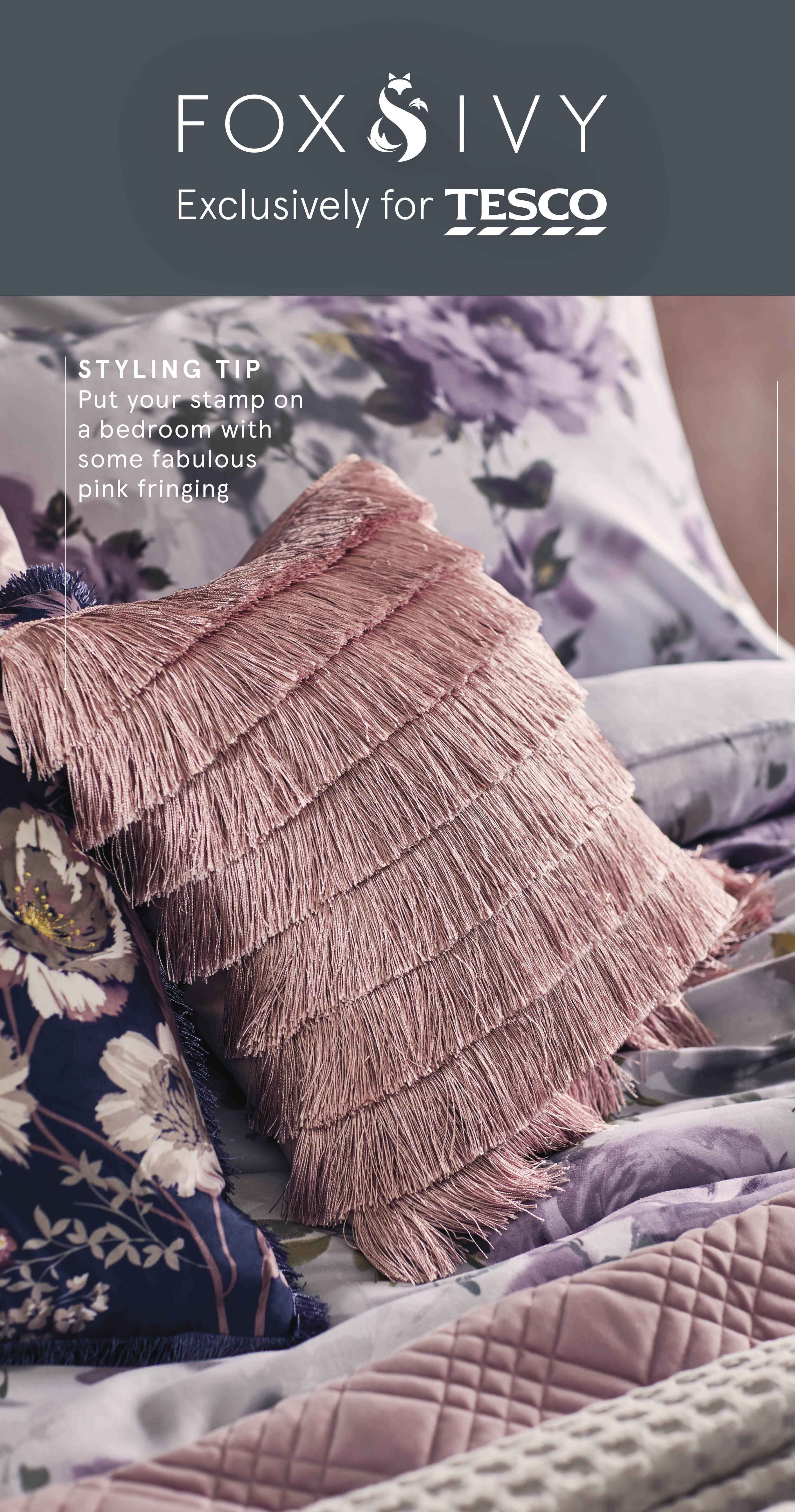 Fringing Is One Of The Biggest Interior Trends This Season Get