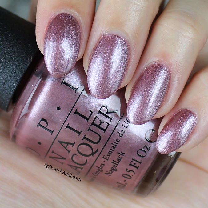 OPI Reykjavik Has All the Hot Spots Swatch OPI Iceland Collection ...