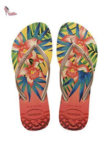 Havaianas Slim Tropical 0013 HmYXEuvZw