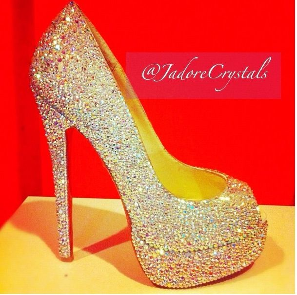 These are my DREAM wedding shoes