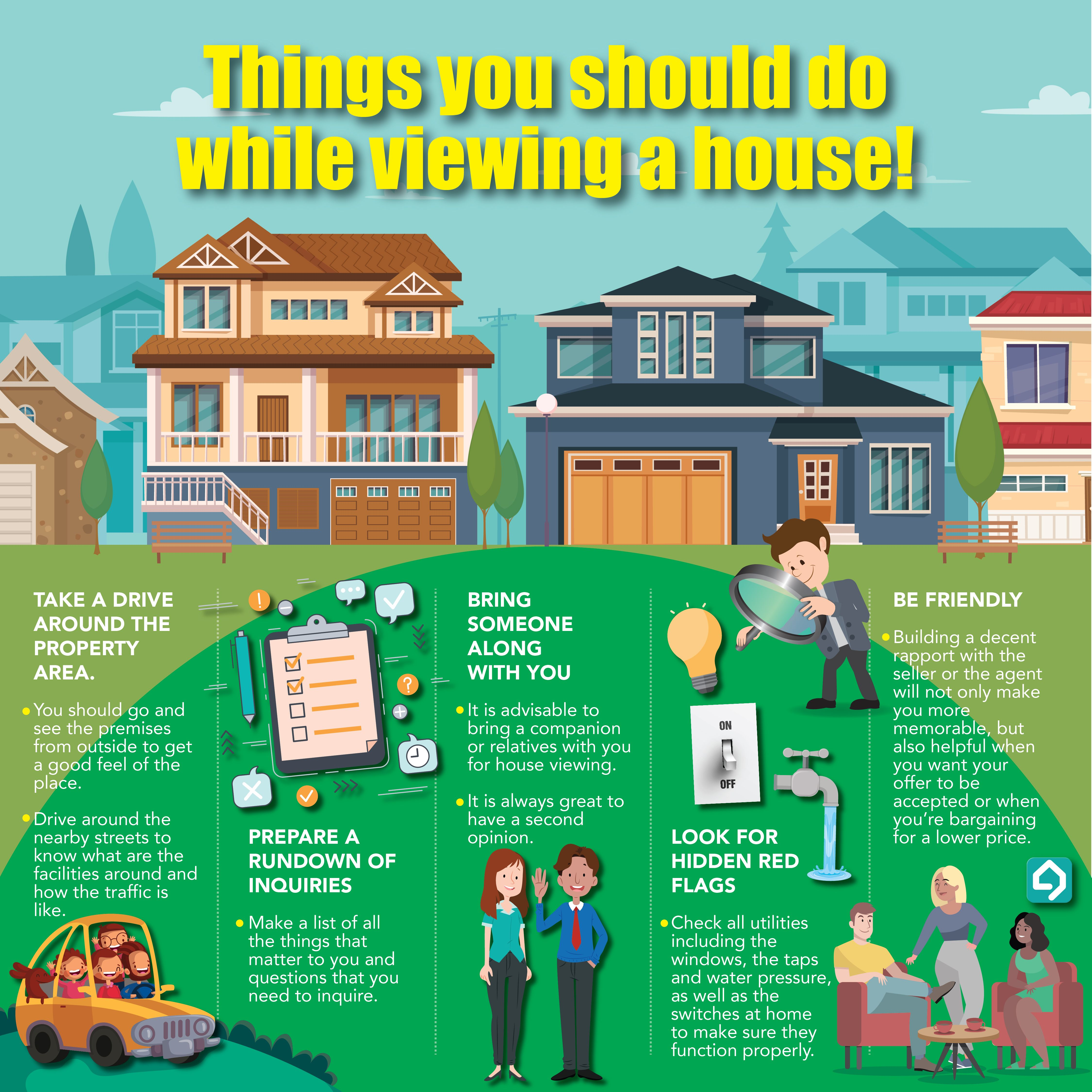 Be It Renting Or Buying A House House Viewing Is Very Important Especially As A First Time Homebuyer This Is Some House Viewing How To Memorize Things House