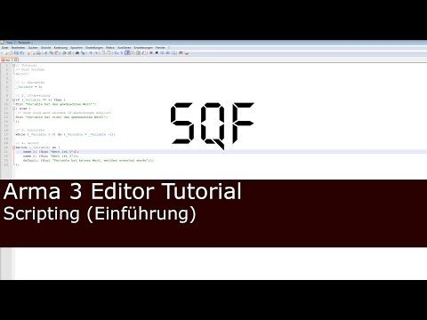 ArmA 3 Scripting #arma3 #editing #tutorial   Arma 3 Script