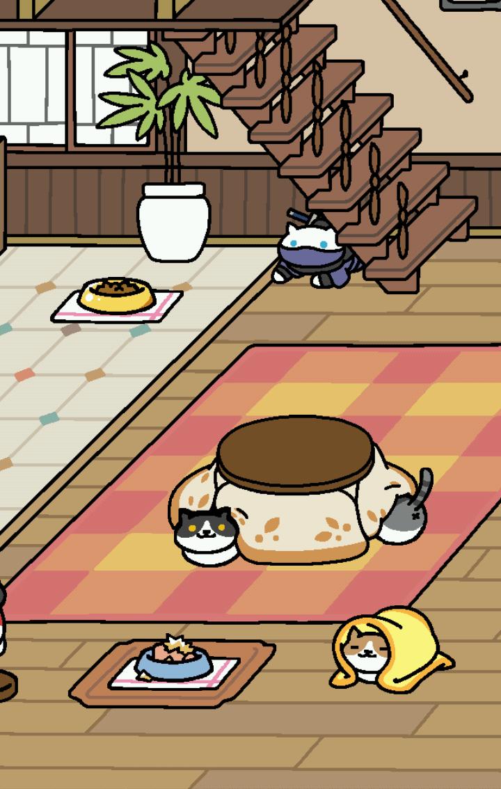 ねこあつめ Ver 1 9 0新ねこ しのぶさんを紹介 2020 猫を描く入門