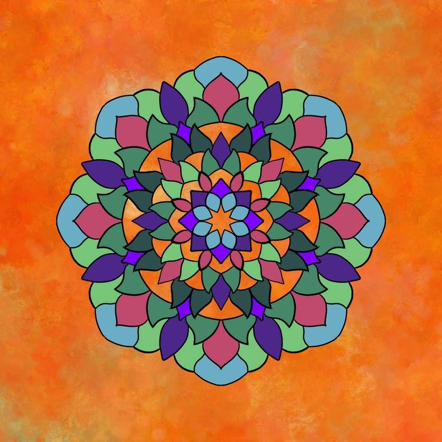 A mandala created with Krita.  #krita #digital #meditation #mandala #pattern #abstract  #expressionism  #abstractart #abstractexpressionism #digitalart #digitalpainting #art #huion #prints #printsforsale #printsavailable #pixelart #gifts #merch #deviantart