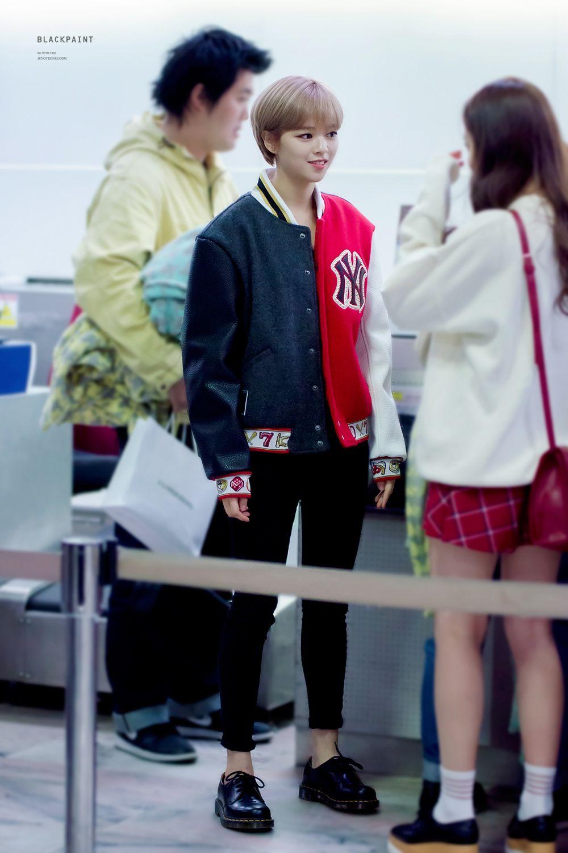 Jeongyeon Airport Fashion Twice Airport Fashion Nayeon