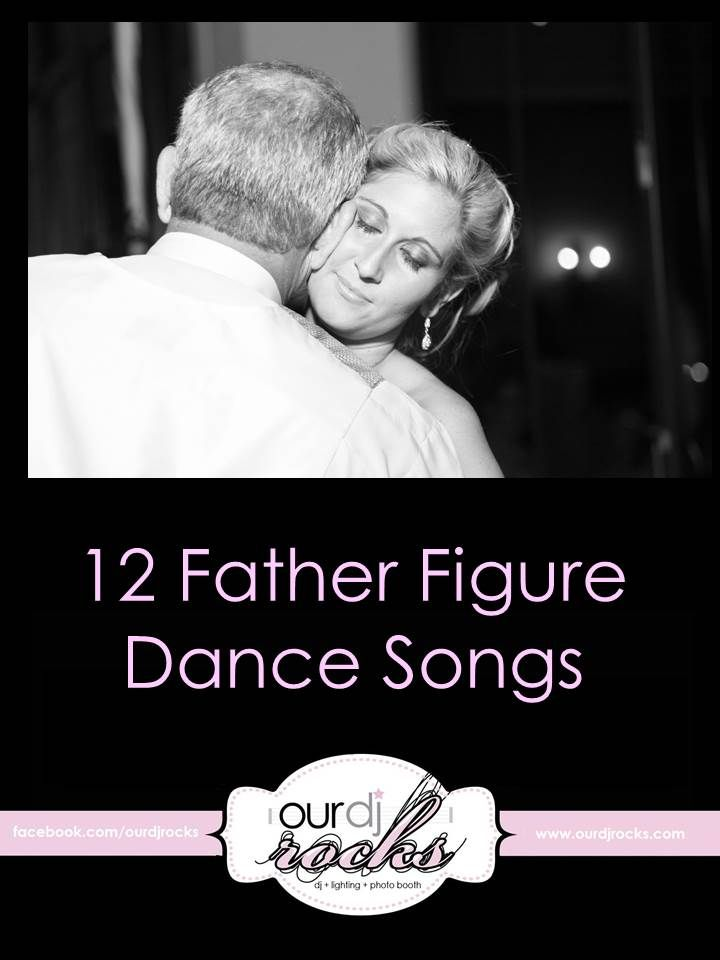 Father Daugther Dance Songs Daddy Daugther Songs Songs To Dance With Step Dad Wedding Songs