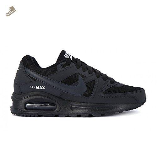Nike - Air Max Command Flex GS - 844346002 - Color: Black ...