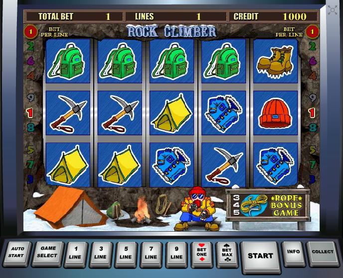 Игровые автоматы рок климбер играть бесплатно и без регистрации игра в онлайн казино на деньги