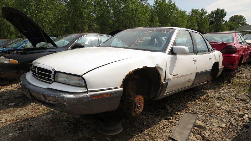This 1995 Buick Regal GS is a junkyard gem Buick regal