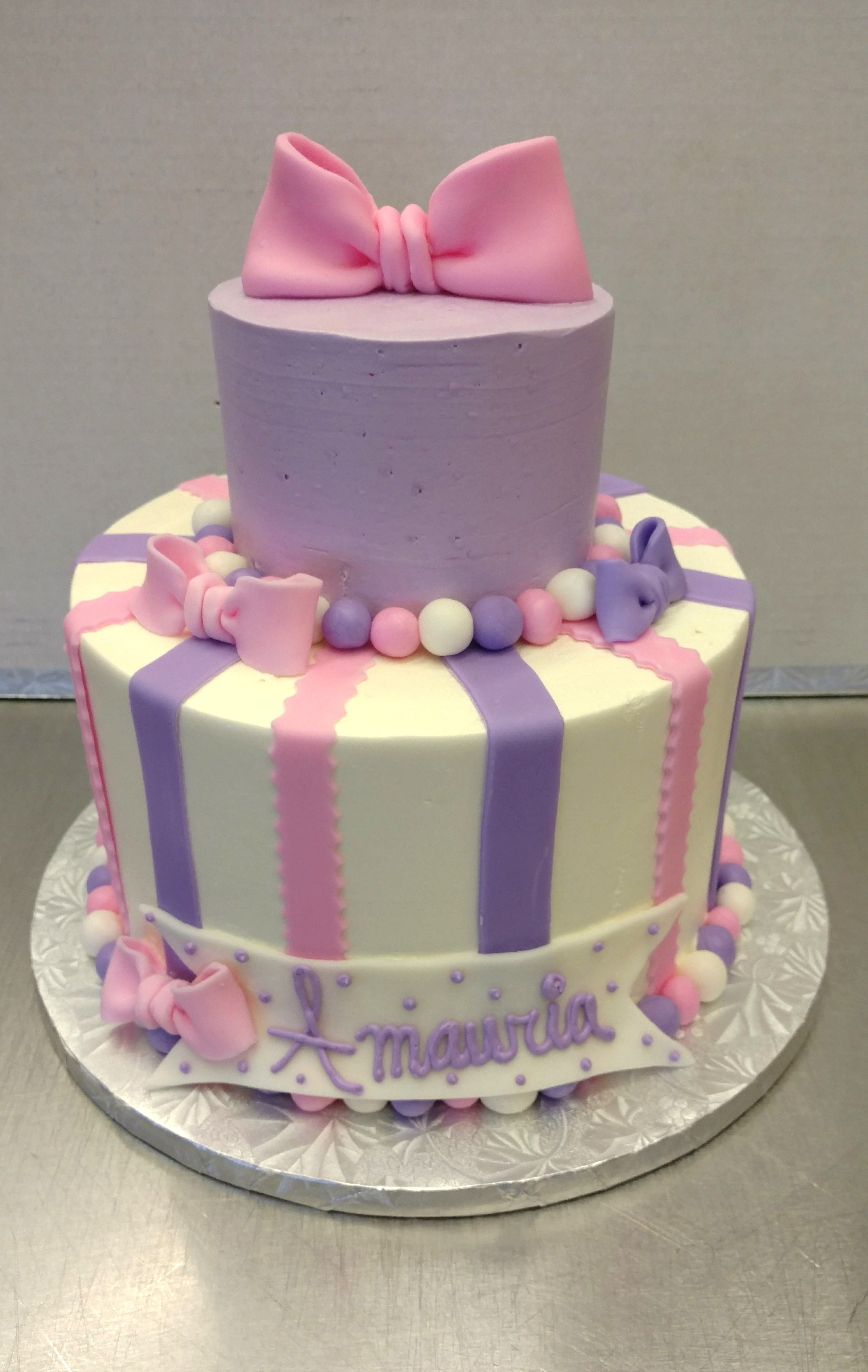 The Prettiest Cake For The Prettiest Girl Birthday Party Gourmet