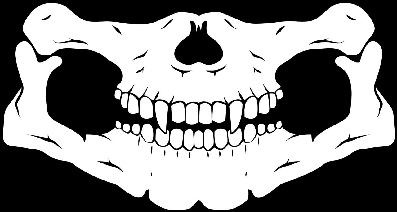 Skull Mask Skull Skull Bandana Mask Paper Toy Printable