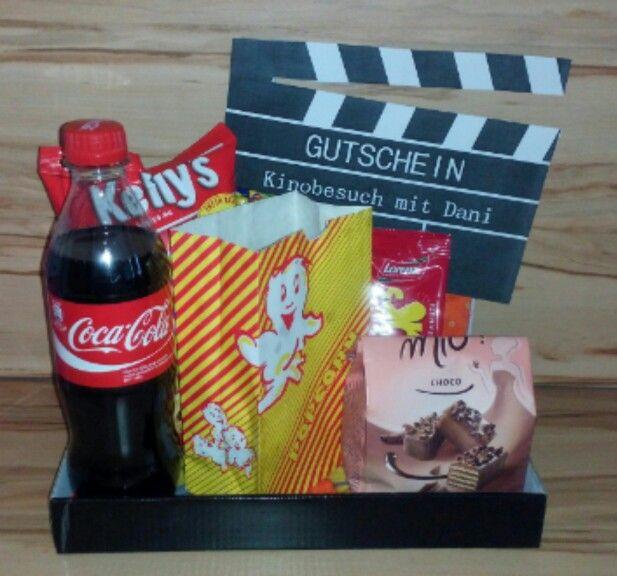 kinobox gutschein geschenke pinterest geschenke diy geschenke und box. Black Bedroom Furniture Sets. Home Design Ideas