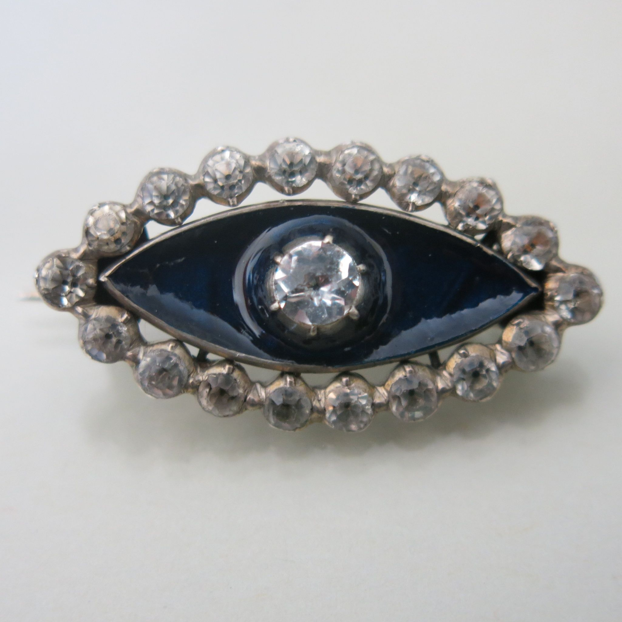 cleef brooch diamond eye jean by multi vitau lotfinder a lot gem nyr details arpels and fish van