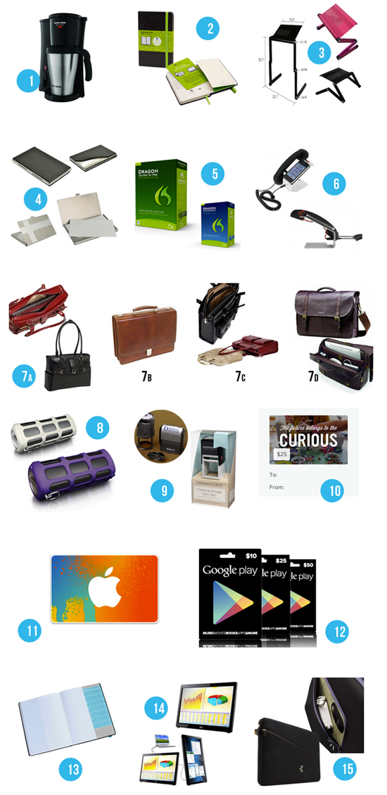gifts for entrepreneurs top 15 gifts for small business owners