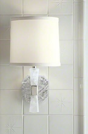 Traditional Wall Light For Bathroom Counterpoint P33221