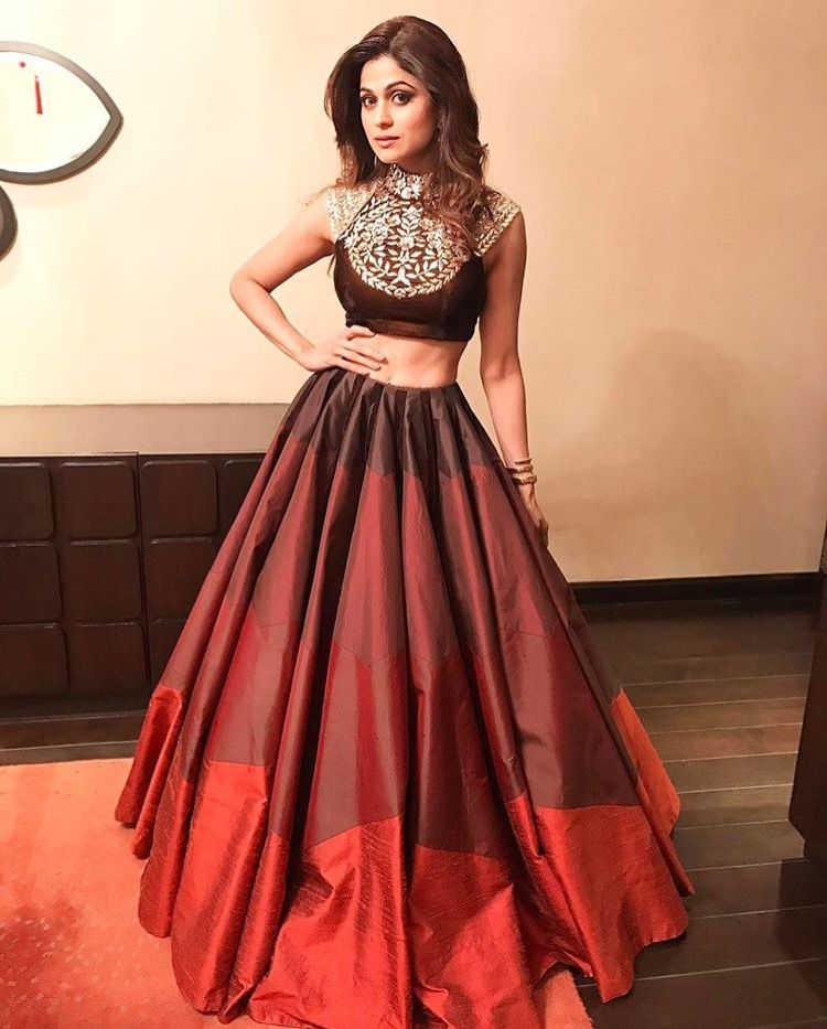 acbef9bb3b Pinterest: @pawank90 | Lehenga | Fashion, Indian designer wear ...