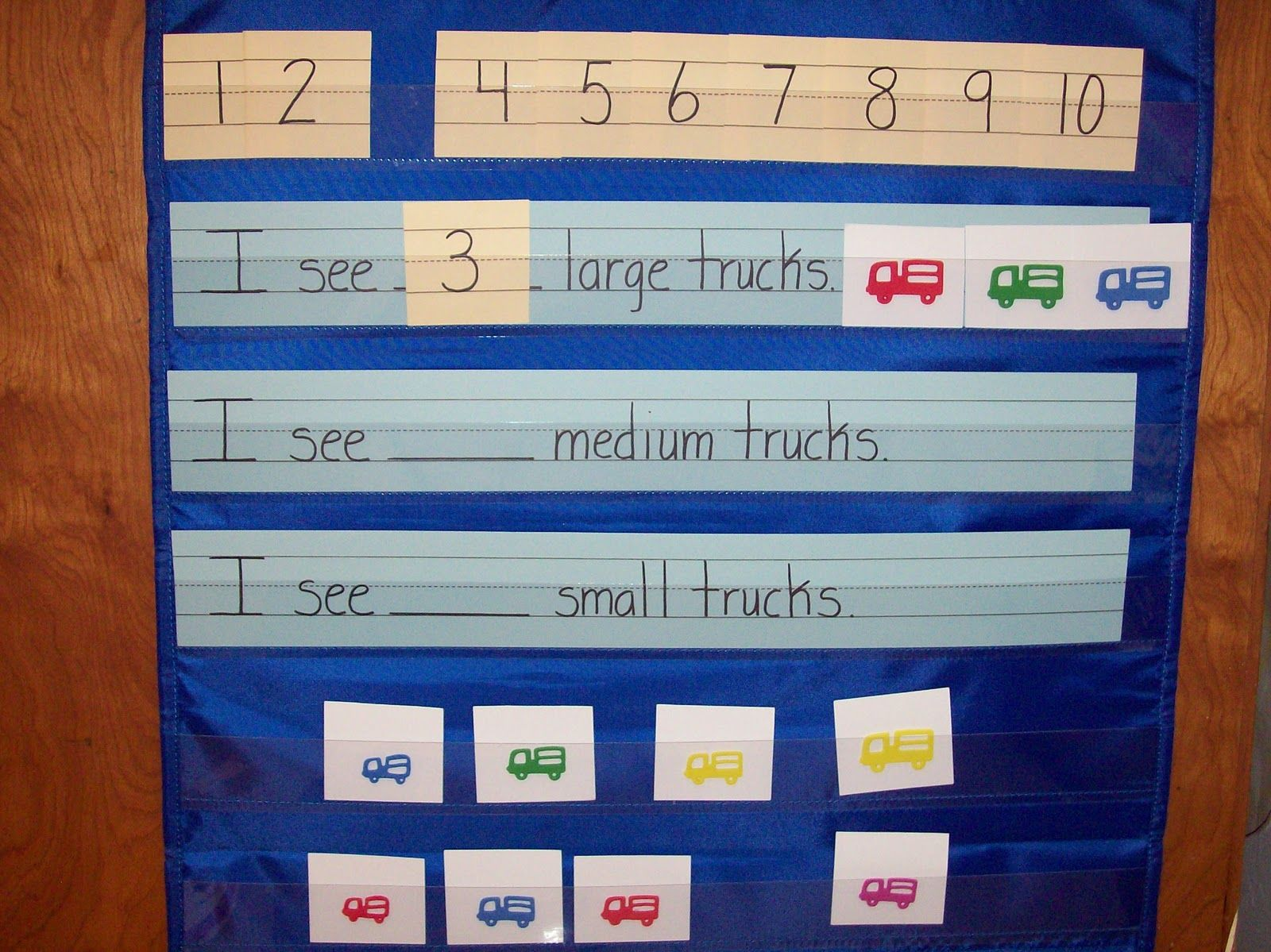 Calendar Pocket Chart Kindergarten : Pocket chart ideas preschool classroom pinterest