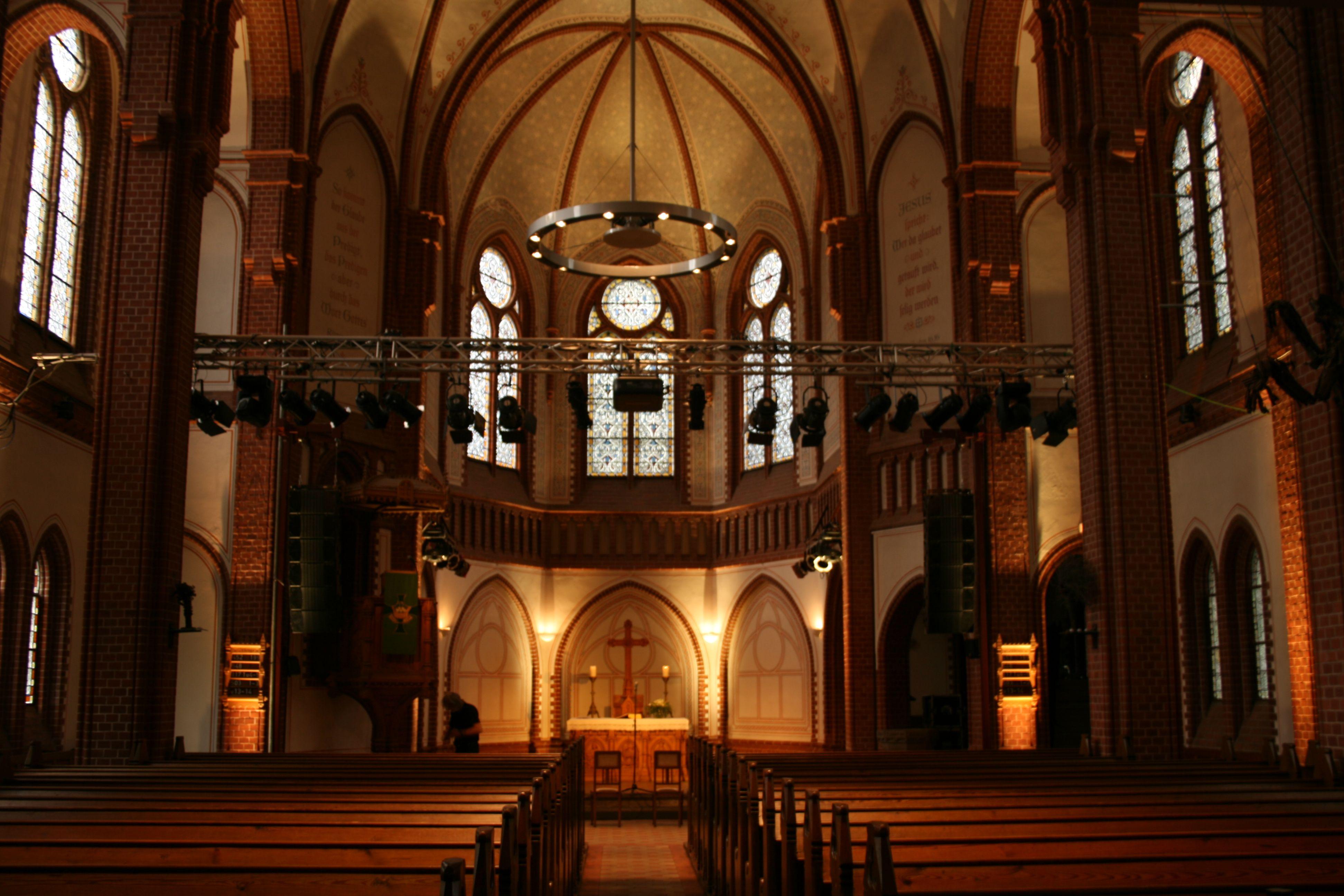 Nippes Kulturkirche