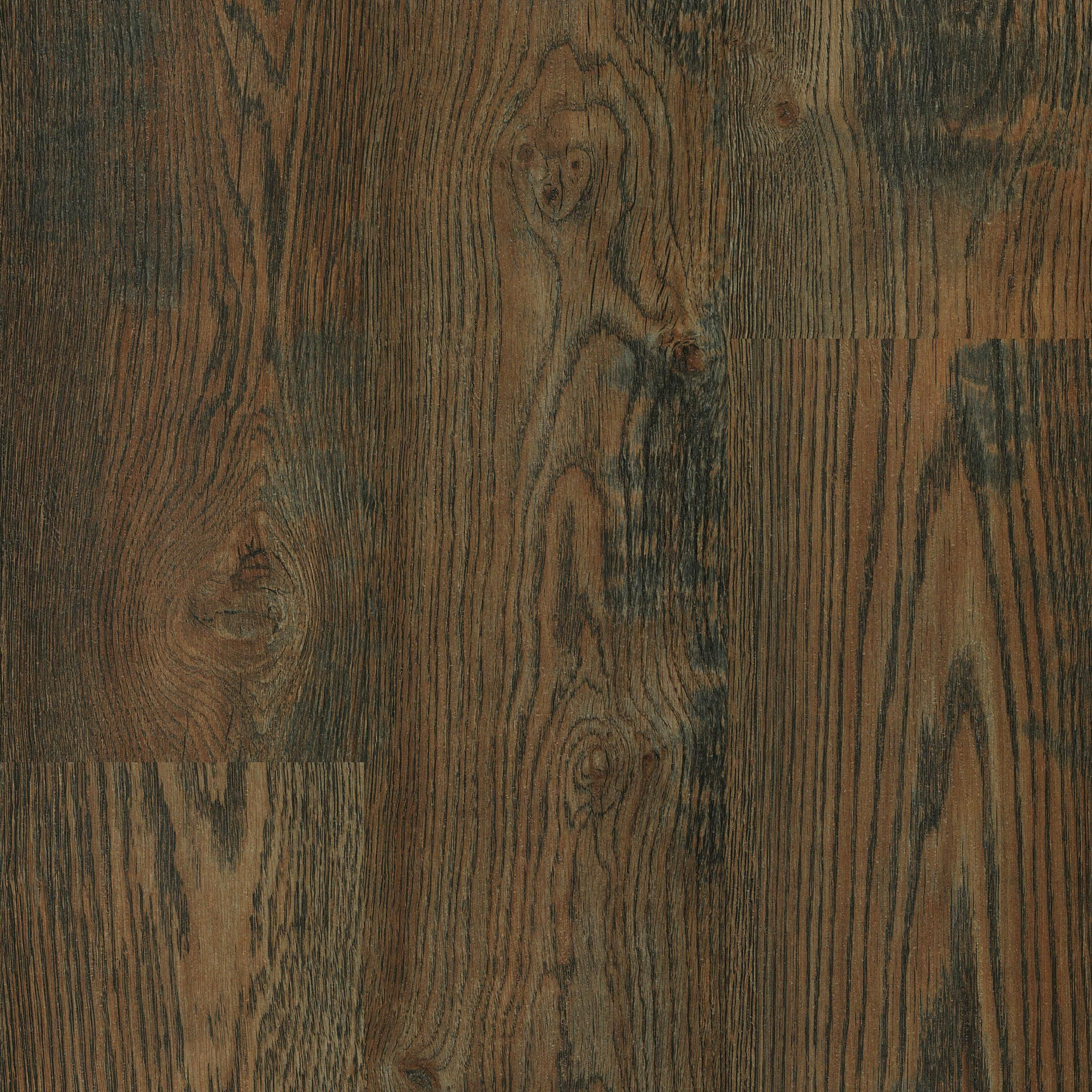 Supreme Click Heartwood Oak 10 3mm Laminate Flooring With Attached Pad