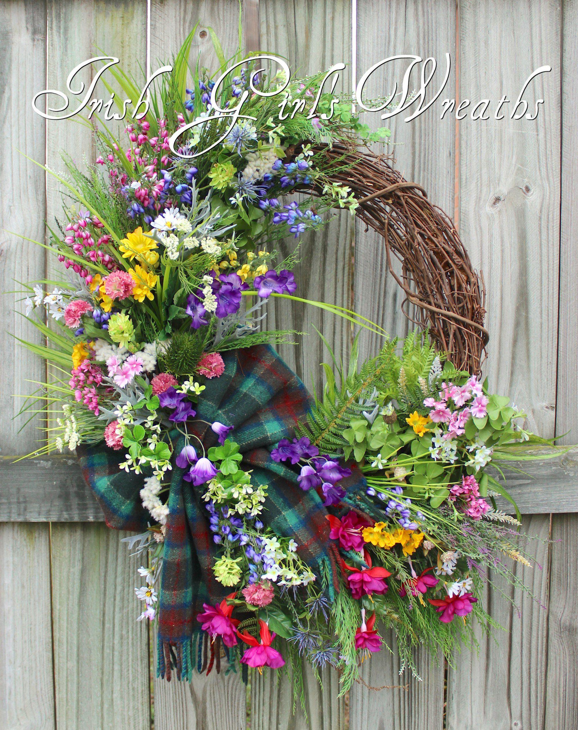 Antrim Ireland Irish Heritage Wreath Northern Ireland