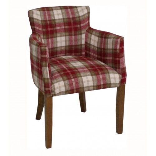 Lisbon comfy dining chair, with soft oak wood. Bringing the pub home!