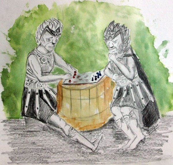Chess, Legends of Chima by Langa0 on DeviantArt | Lagravis and ...