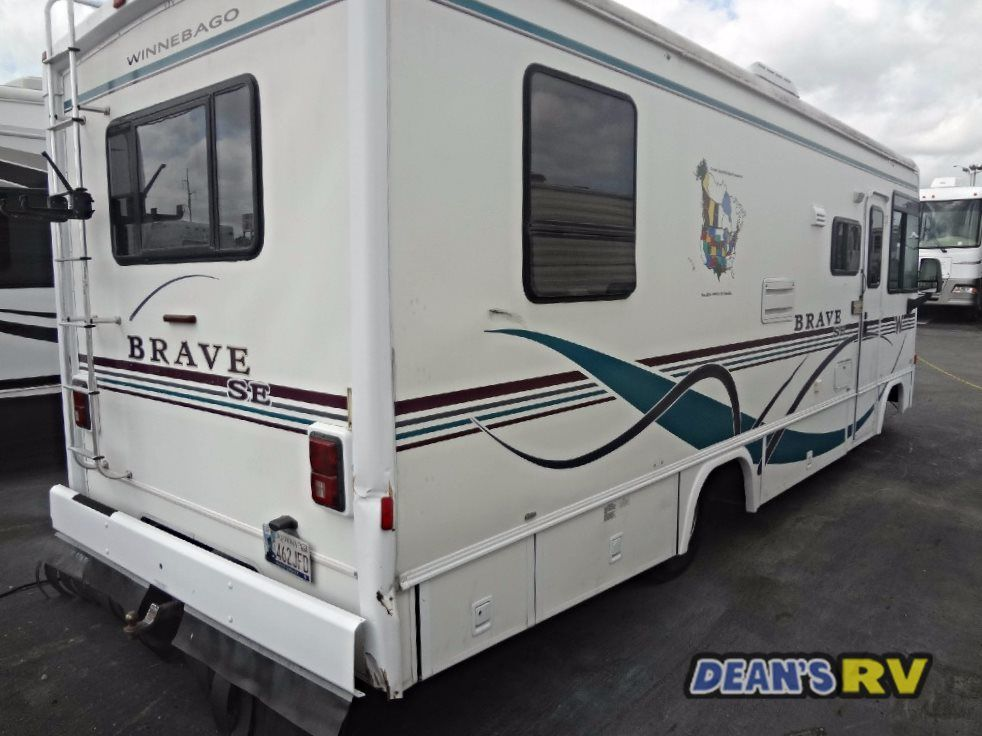 Rv Sales Tulsa >> Used 1999 Winnebago Brave 26p Motor Home Class A At Dean S Rv