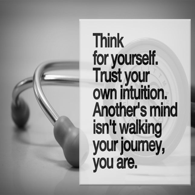 You Are Walking Your Own Journey. Own It! #motivation