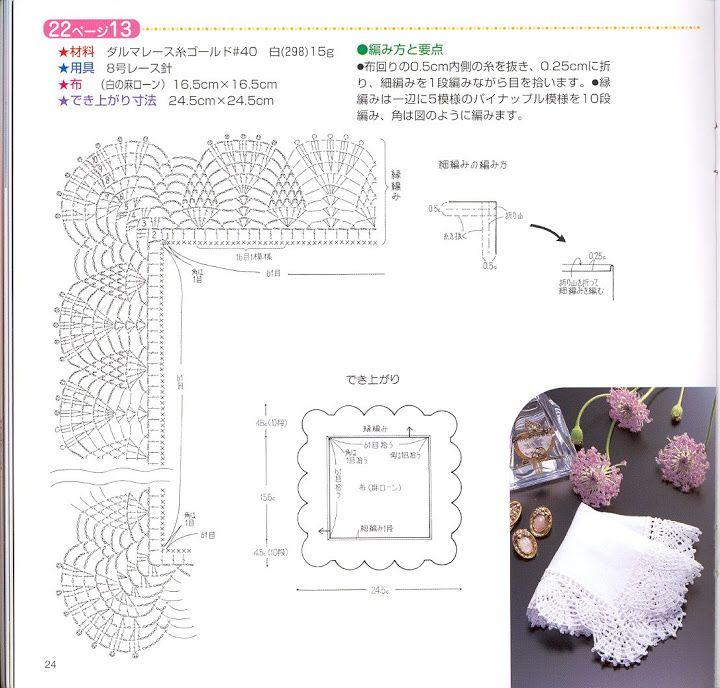 MIS FAVORITOS DE LA WEB PUNTILLAS AL CROCHET - 红阳聚宝5 - Picasa Web Album