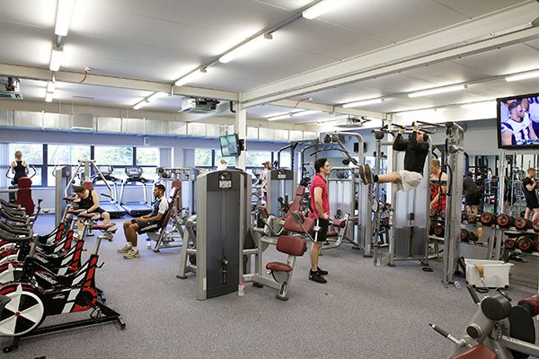 Here S A Peak Into Our Clifton Sports Village Gym Campus