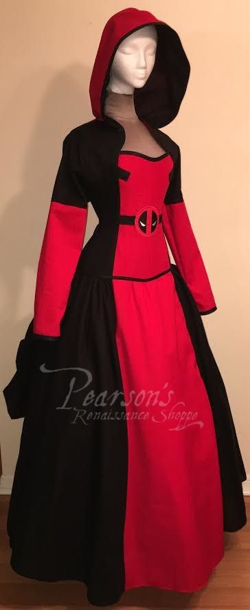 Deadpool Dress