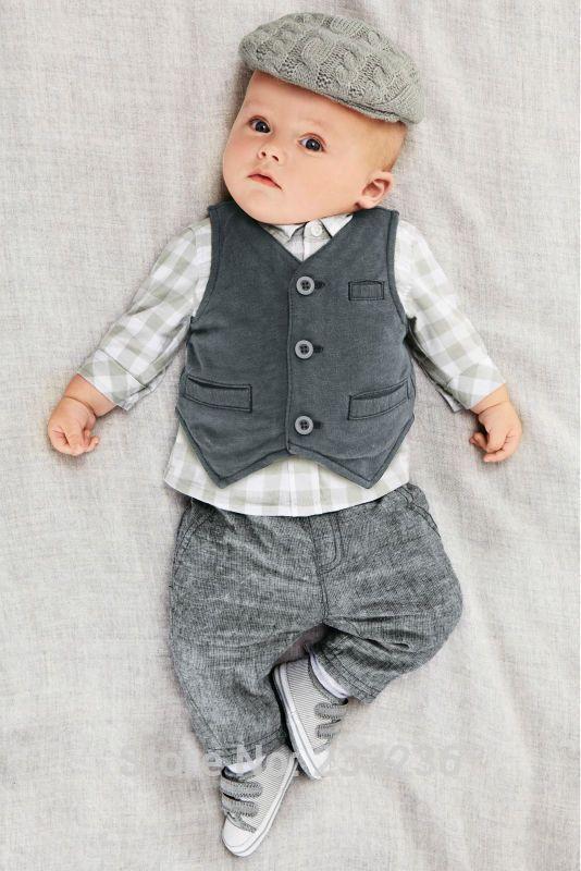 Roupas de Bebê  Modelos de roupinhas fofas para seu baby! 7253ae3f0e20