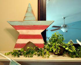 Sassy Sanctuary: Slat Star