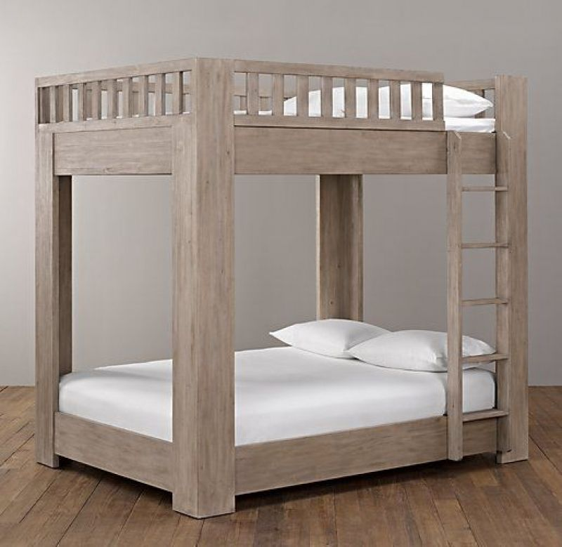 Bunk Bed Plans Full Over Woodworking Projects Amp Build Twin