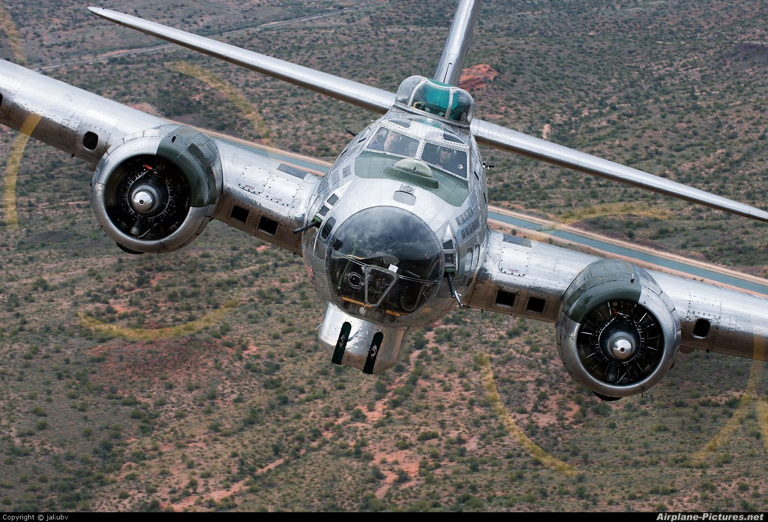 American Airpower Heritage Museum (CAF) Boeing B17G