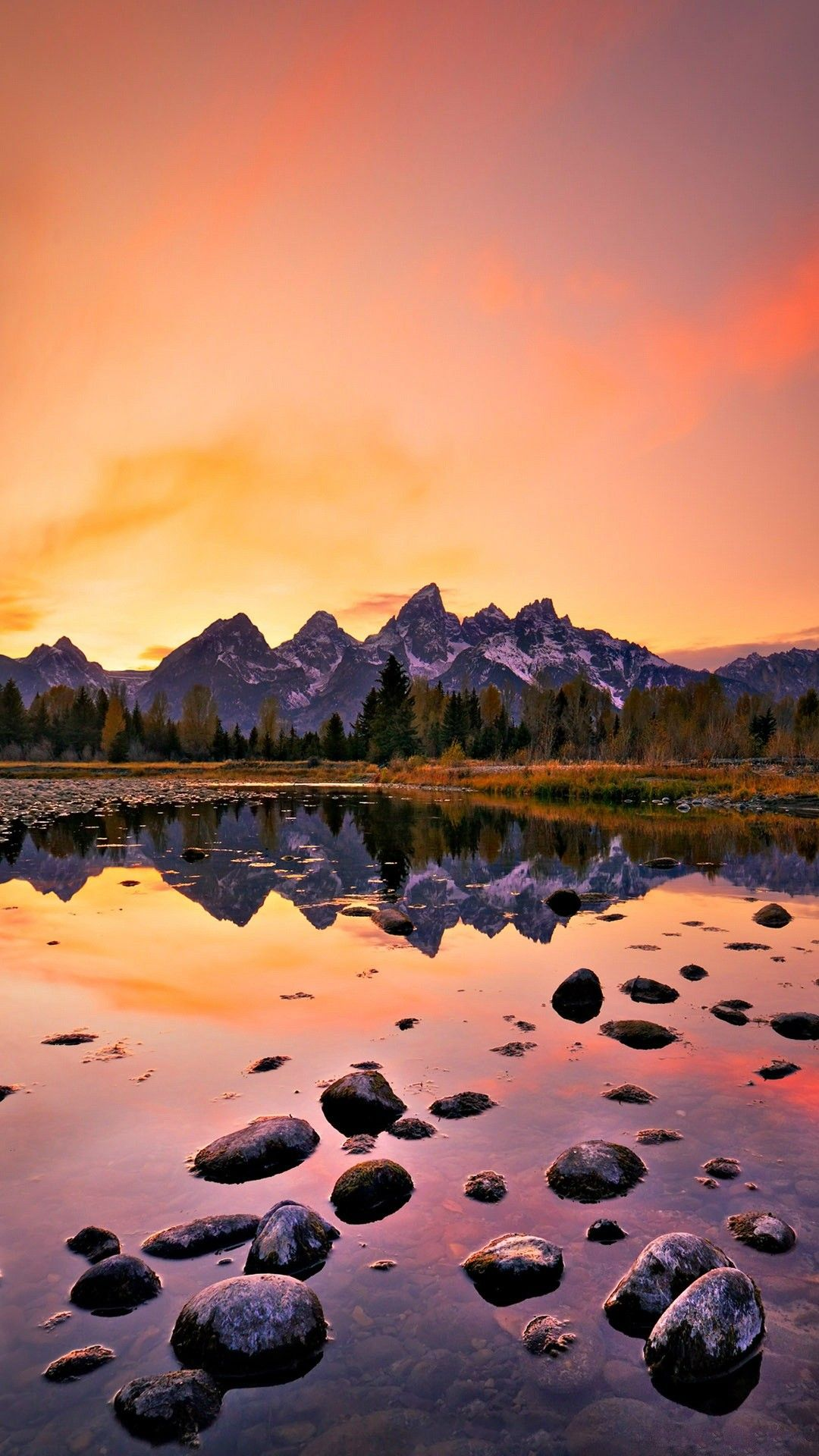 Tap And Get The Free App Landscapes Mountain Lake Colorful