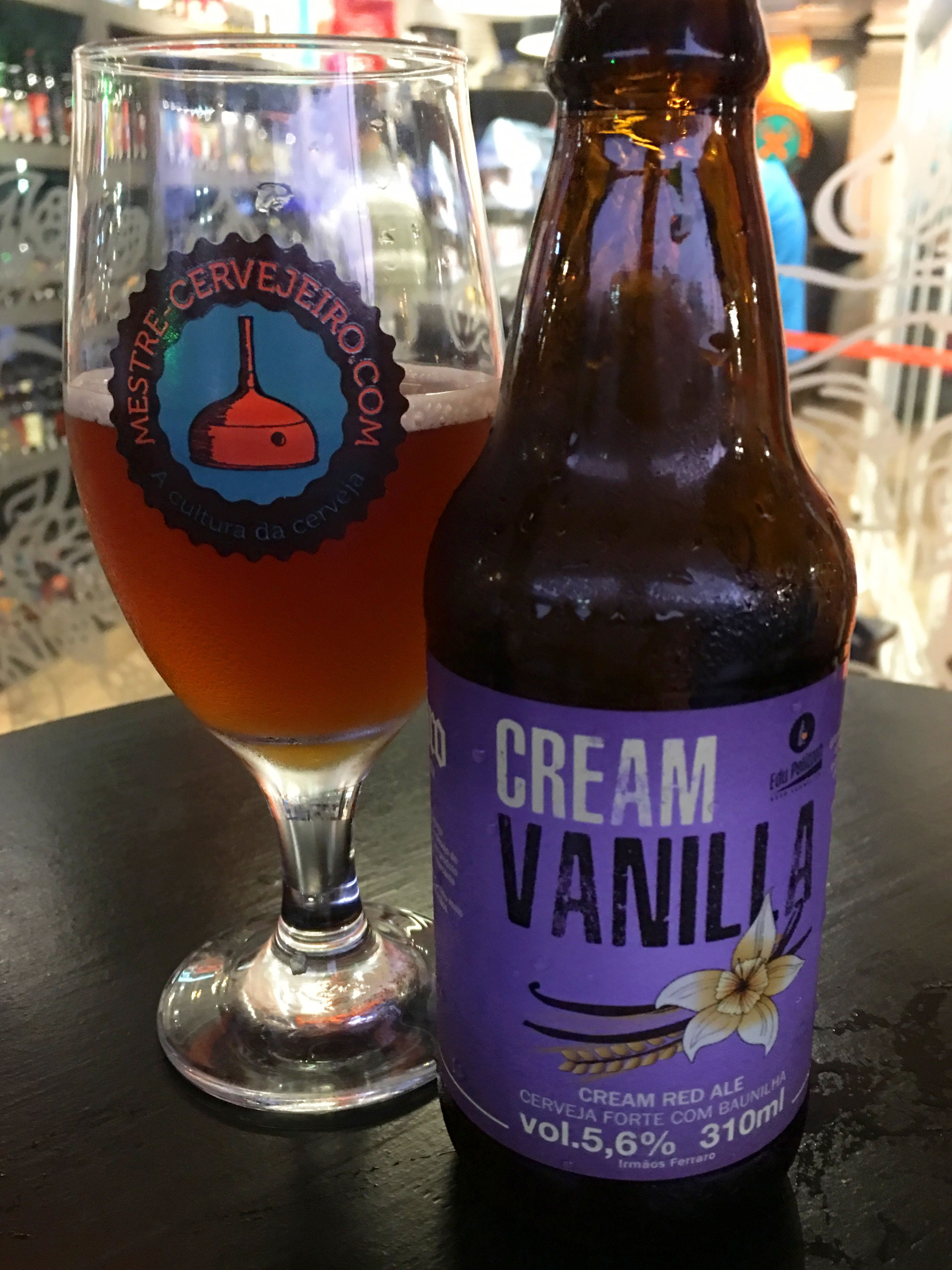 Irmãos Ferraro Cream Vanilla