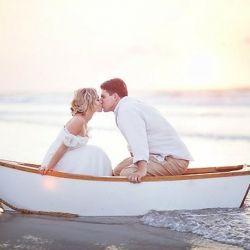 Aww - It's gunna be sink or swim!  love it!