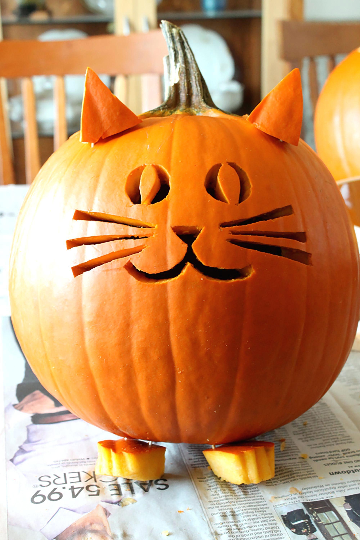 Image result for creepy pumpkin Pumpkin carving