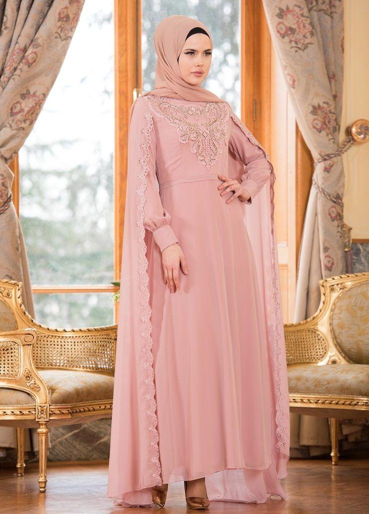 2020 Sefamerve Elbise Modelleri Di 2020 Gaun Pesta Gaun Pesta