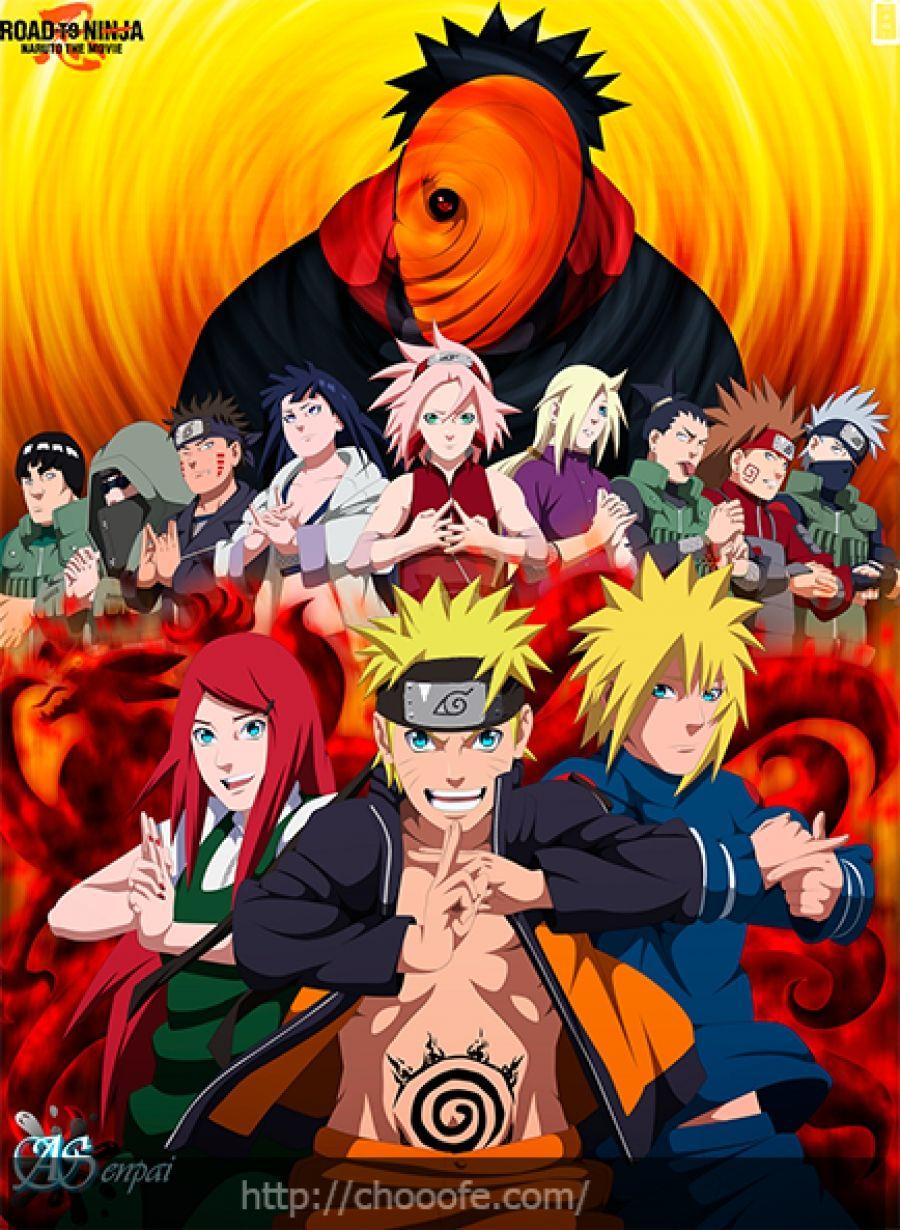 فيلم ناروتو شيبودين السادس Naruto Shippuden Movie 6 Road To Ninja Gambar