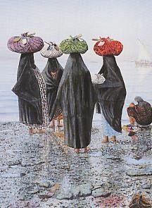 زمان اول الكويت Sea Illustration Arabian Art Old Lanterns
