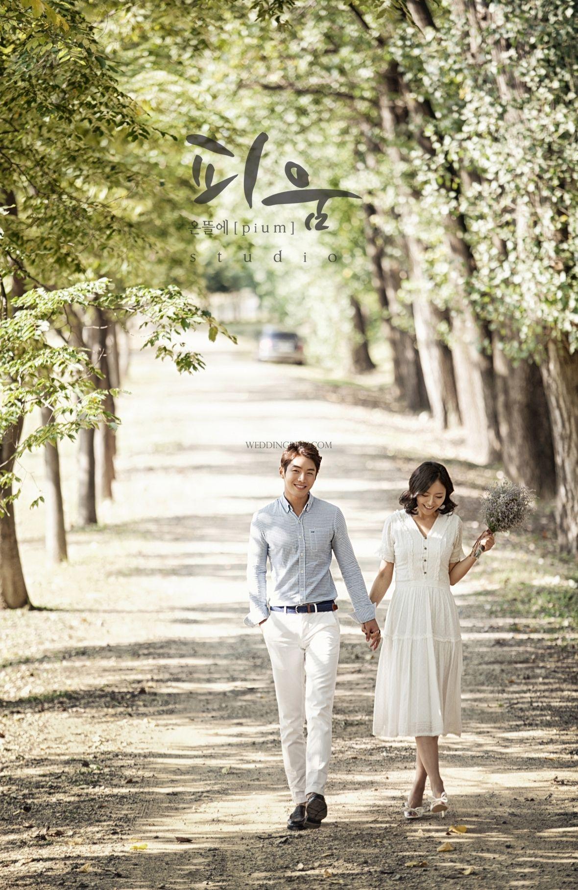 Hello guys. Here are some korea prewedding outdoor